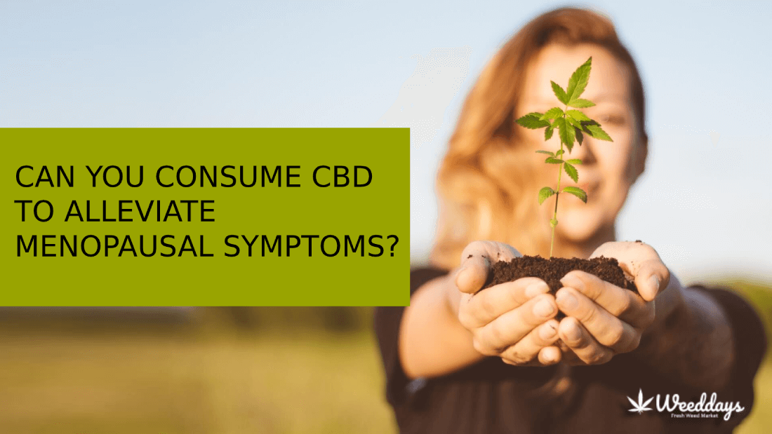 CBD FOR WOMEN'S HEALTH - CAN YOU CONSUME CBD TO ALLEVIATE MENOPAUSAL SYMPTOMS (1)