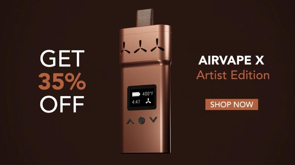 Airvape x wallaper
