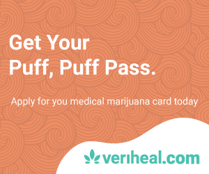 Veriheal: Apply For Your Medical Marijuana Card Today