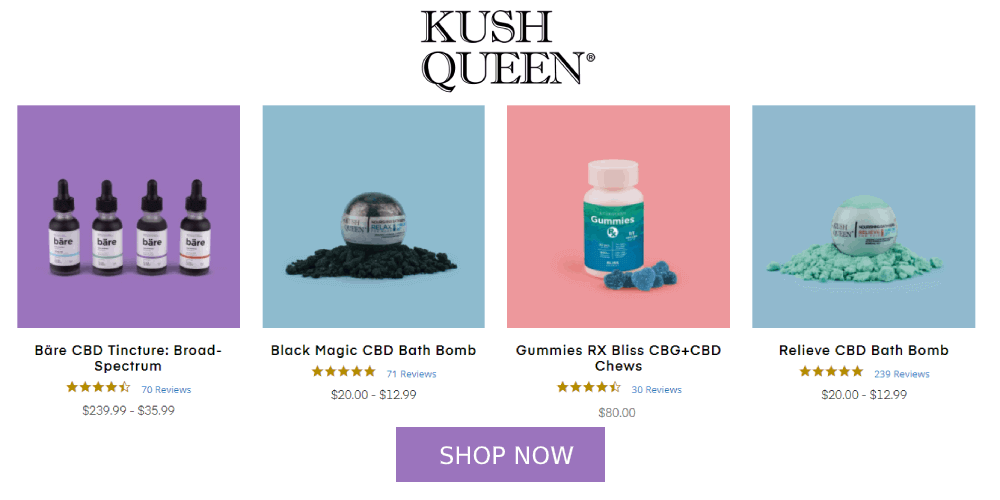 kush-queen-bath-bombs-palette-ignite-shop-deals-discount-offers-coupon-promo-codes-reviews-banner