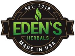 Edens Herbals: Full Spectrum | THC-Free CBD Oil Tinctures