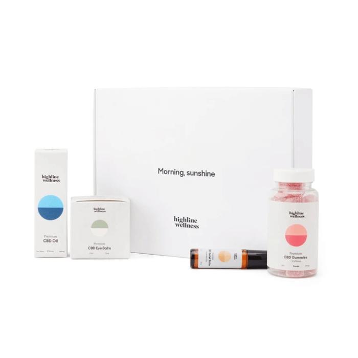 Highline Wellness CBD Kits | Dawn Kit | Daylight Kit | Dusk Kit 1