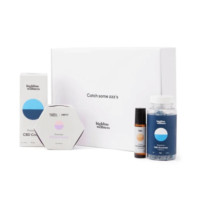 Highline Wellness CBD Kits | Dawn Kit | Daylight Kit | Dusk Kit 3