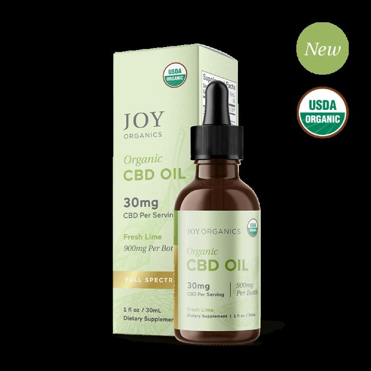 Buy Joy Organics Premium THC-Free CBD Oil Products
