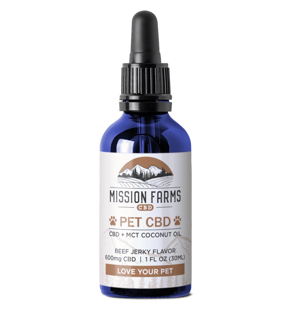 EASE PET DISCOMFORT AND ANXIETY WITH PET CBD OIL