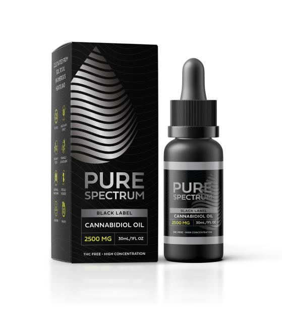 Buy Pure Spectrum CBD Gummies   CBD Oil   Black Label   EndoPet -Organic Hemp Products