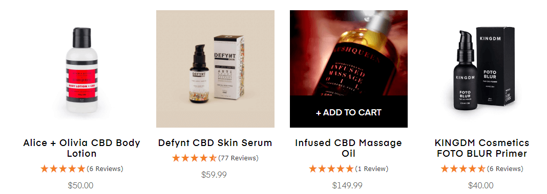 Buy Kush Queen: CBD Products | Hemp CBD Boutique