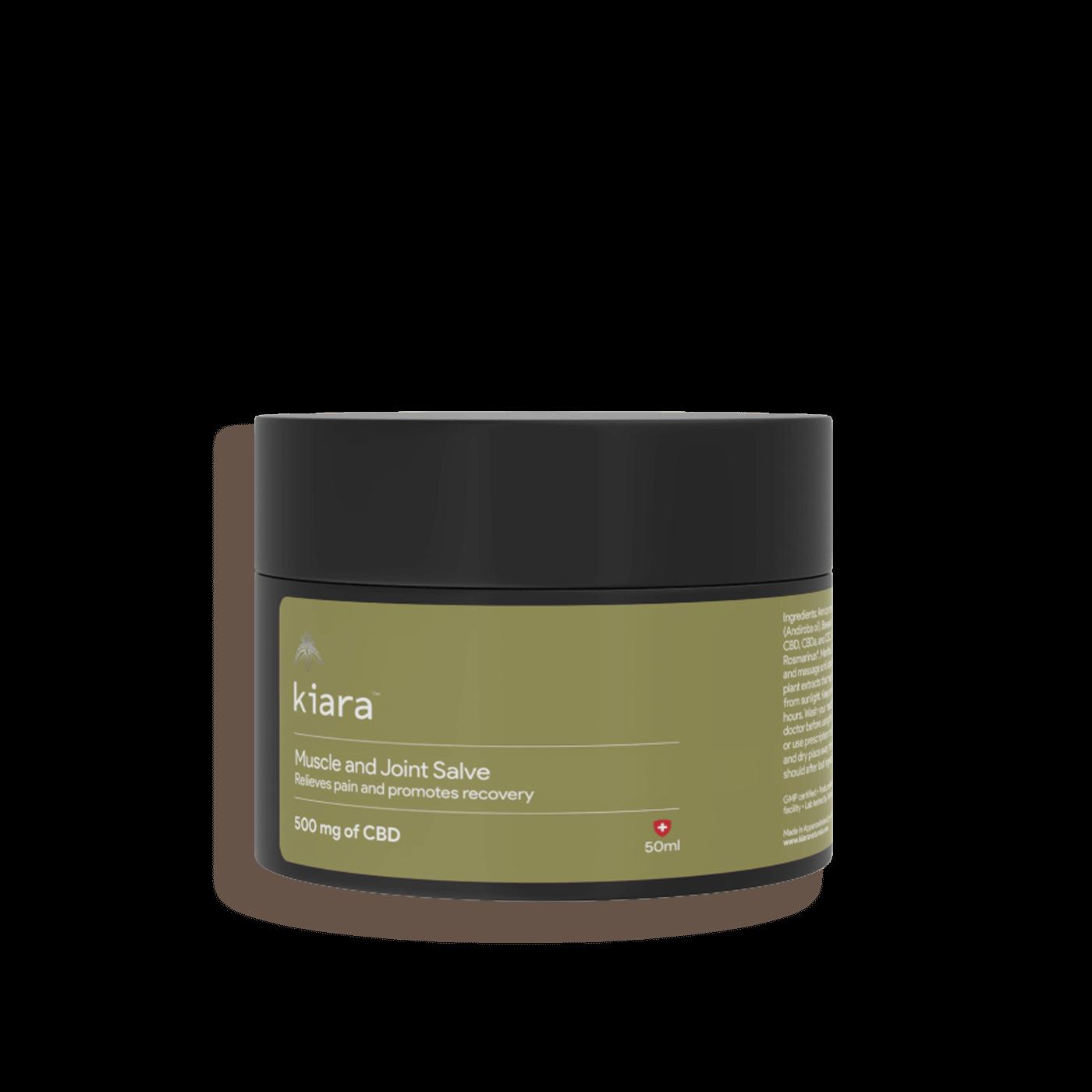 Buy Kiara Naturals - Pure CBD Oil   Pain Relief Tincture   Skin Care - High potency CBD formulations