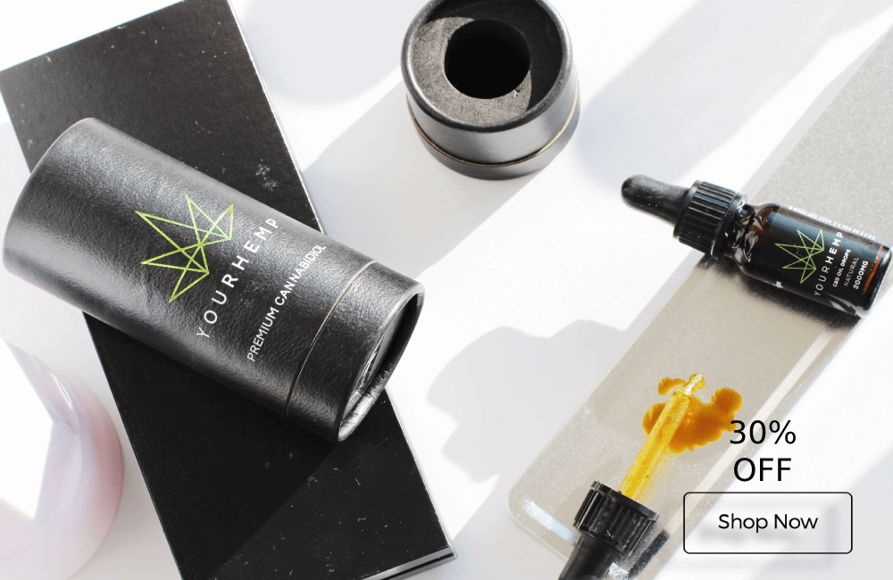 CBD Products - Shop the whole CBD product range with YourHemp
