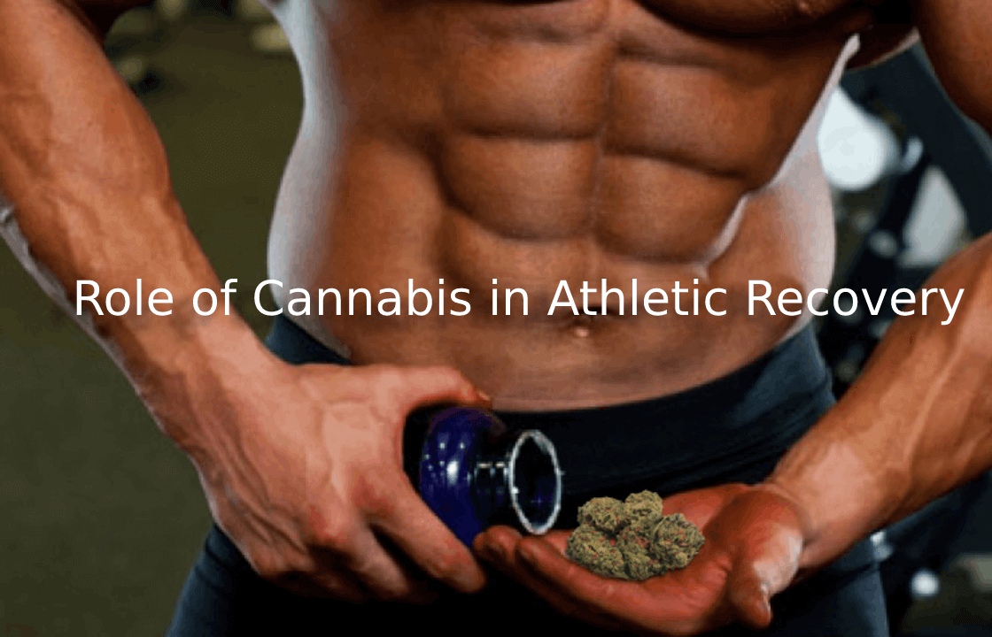 Role of Cannabis in Athletic Recovery