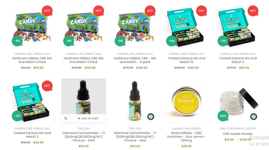 Buy Weed Online CA   #1 Weed Store   West Coast Cannabis
