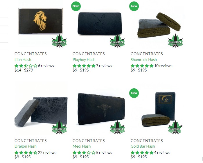 Shamrock Cannabis - Online Cannabis Dispensary based in Vancouver BC